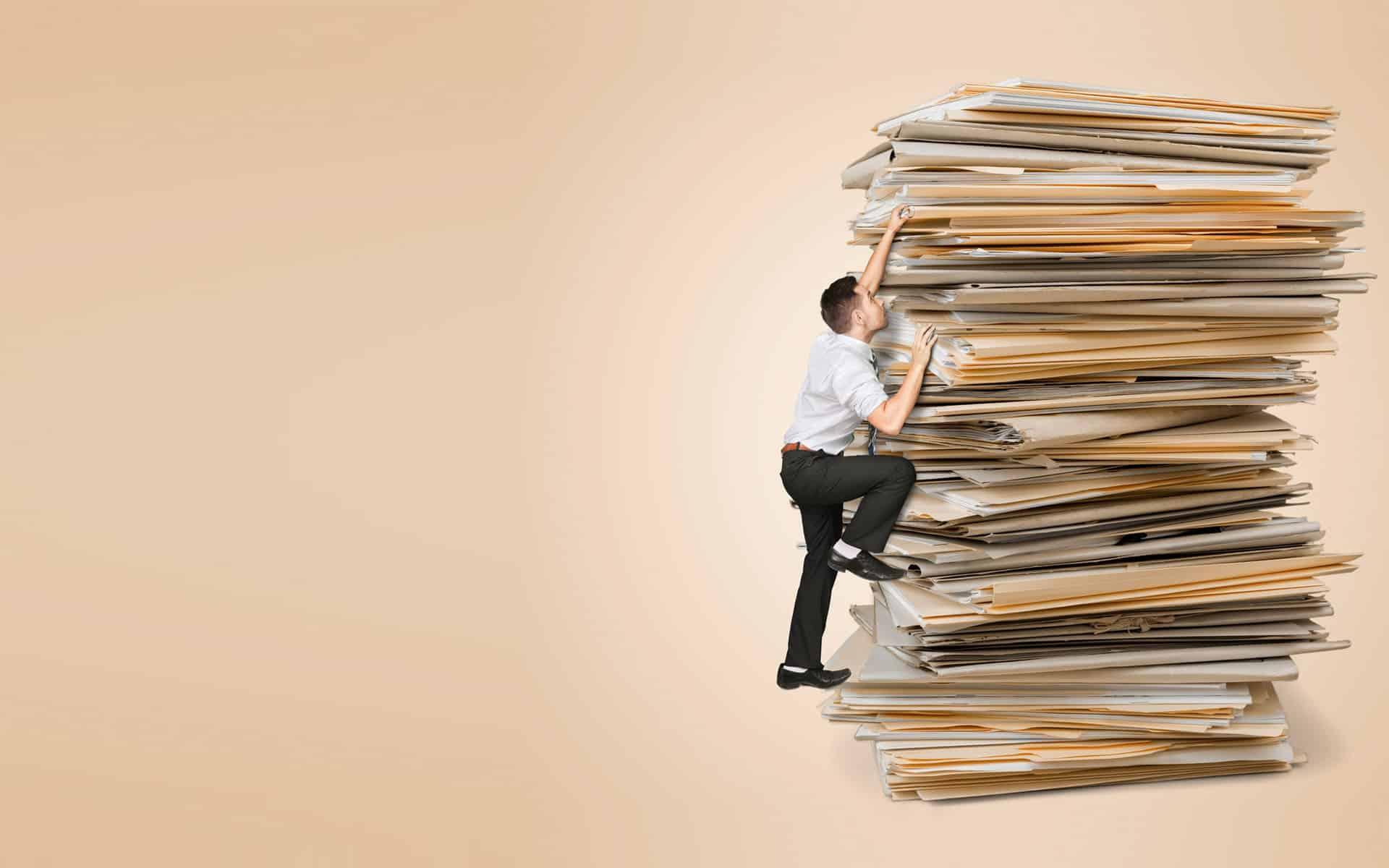 La burocrazia ti soffoca?